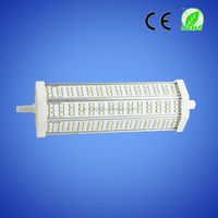 China supplier high lumen high quality long life span CE RoHS approval led dimmable r7s energy saving189mm 18w dimmable r7s