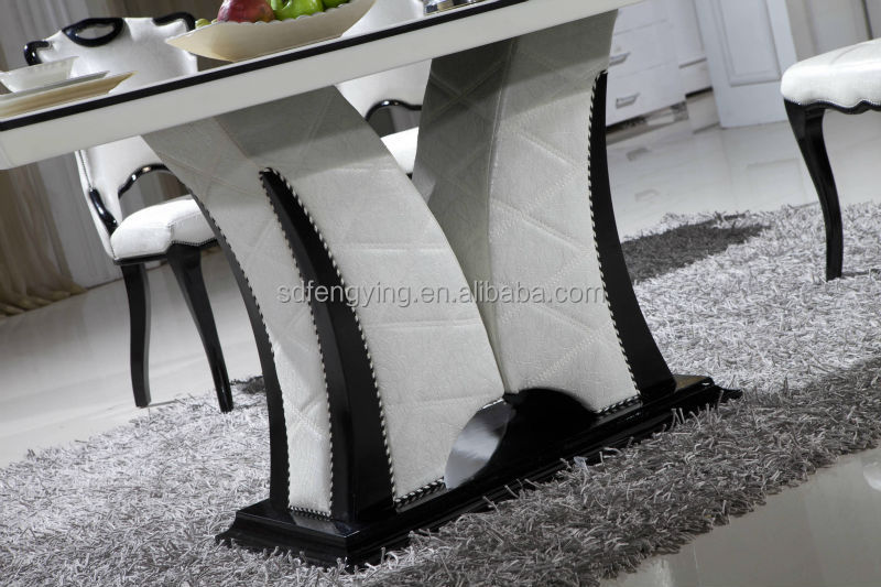 Table salle a manger moderne pas cher manger table en for Table a manger design italien
