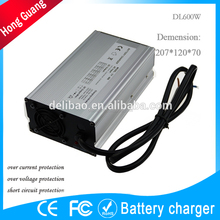 with OEM ODM service power supply battery charger 12v with local power cord for options