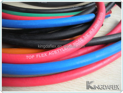 Russian gost standard 9356-75 high pressure rubebr welding hose