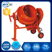 Moving Luxury Quality Low Cost Cement Mixer Portable