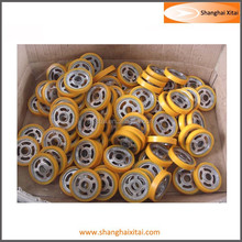 Weaving Machine Casting PU wheel