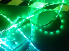 RGB led strip flexible led light used in hotel .KTV entertainment and signs LOGO