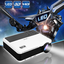 Hot Selling Professional Video Full Hd 3d Led Projector for Home Cinema 1080P