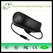 UK US EU AU plug adapter ac dc power adapter 5v 6v 9v 11v 12v 15v 24v 500ma 0.5a 1.5a 1.25a 2a 2.5a 3a 13.5w ac dc adapter