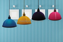 colorful led pendant lamp decorative hanging pendant light
