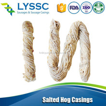 Natural Hog Casings Part and HACCP,ISO,HALAL Certification Sheep and Pork Salted Sausage Casing