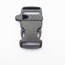 whistle buckle,plastic side release buckle with whistle