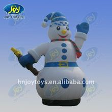 HOT selling, inflatable decoration snowman