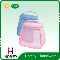 Top quality transparent pvc makeup bag with good prices gift bags