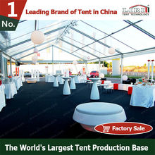 Aluminum Frame Clear Roof Wedding Tent