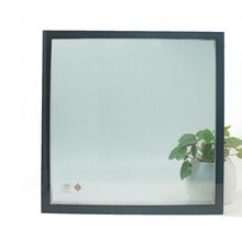 High quality double low e glazing glass