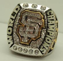 2014 San Francisco Giants American professional baseball franchise based championship rings