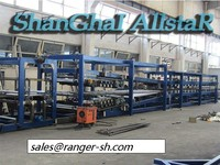 Z-Look EPS & Mineral Wool Sandwich Panel production line/sandwich panel roll forming machine line