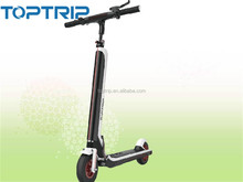 import 2 wheels electric scooters 350 watts from china with wheel hub motor