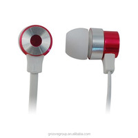 2015 new stylish lightweight Stereo headphone with mic and volume control