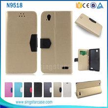 For ZTE Warp Elite Boost Case, Wallet Leather Phone Cover Case for ZTE Warp Elite
