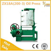 New Model and Small Occupation Area Safflower Oil Pre-Press Machine
