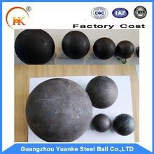 HRC60 Dia 10mm Mining Steel Balls
