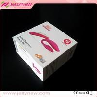 JNV-010 CE certification best material soft big vibrator female vagina anal sex toy