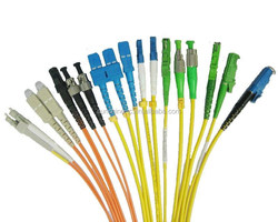 FTTH LC/SC/ST Simplex Fiber Optic Patch Cord