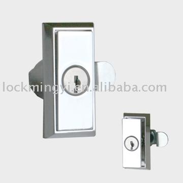 vending machine lock