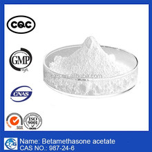 High Purity 99% Pharmaceutical Cas 987-24-6 Betamethasone Acetate