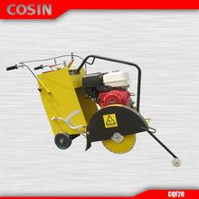 Gasoline Loncin G270 Engine Cosin CQF20 Concrete Cutter