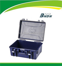 customized airtight waterproof plastic case,ABS plastic equipment carrying case