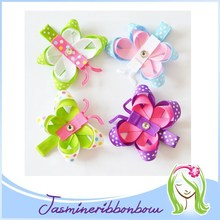 Butterfly Hair Clips for Baby or Children,dots baby hair accessory,girl faishion sculpture hair clip