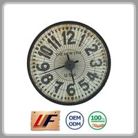 2015 Hottest Bedroom Decor Modern Style Antique Outdoor Clock