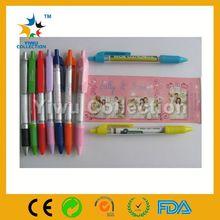 cheap retractable banner pen,banner promotional pen,wholesale pen making kits flag ballpen