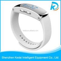 Cheap factory prcie DK-024 name and number display vibrating smart bracelet for android mobile cell phone wholesale