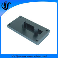 Custom aluminum precision anodized cnc milling mechanical parts drawing