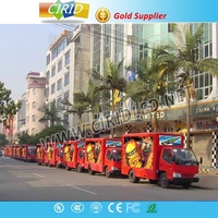 HOT LED mobile car/truck/trailer sign display