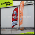 Banderas de anúncios para anúncios de exterior de aluminio