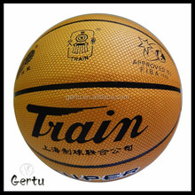 Microfiber laminated Basketball for match
