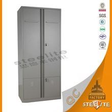 Best Selling Products in Dubai Steel Storage Lockers / 2 Door Wardrobe