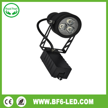 2014 new design mr16 gu10 cob led spotlight led track light