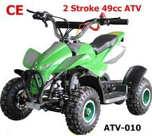 49CC 2-stoke air cooled mini ATV quad with CE certification