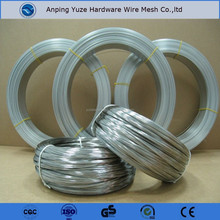 hot dipped full galvanized low carbon steel iron wire