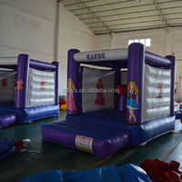 exercise Inflatable Bouncer , LZ-A1766 pvc inflatable Bouncer jumper