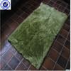 Hot selling home decorative shaggy sheepskin silk rug