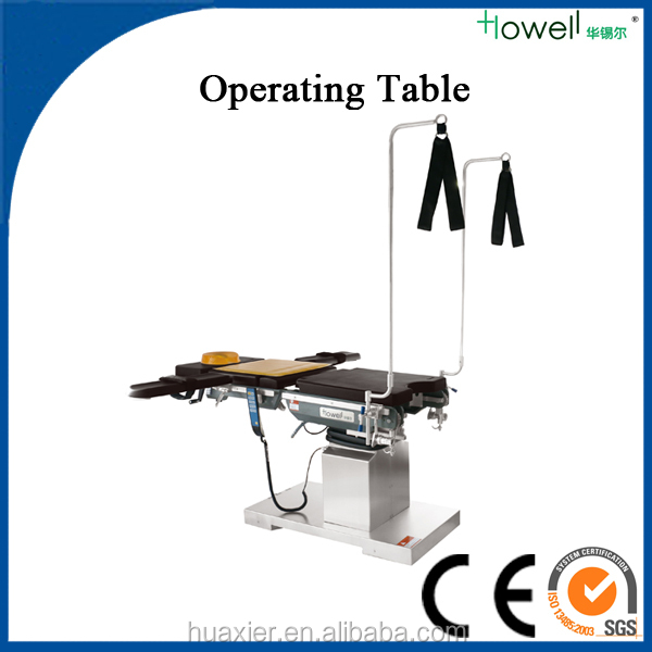 معدات طبية مستعملة eelectric الهيدروليكية طاولة العمليات/ الموردون سرير العمليات الجراحية c- الذراع الأشعة السينية