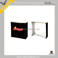 Pop up display reception desk HK-10C