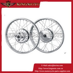 various models motorcycle wheel rims for KM001