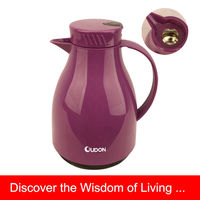 1.0L Food grade wide mouth coffee pot keeps hot or cold 24hours