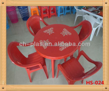 outdoor plastic tables