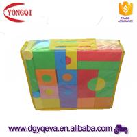 Kids funny EVA toy/EVA crafttoy children