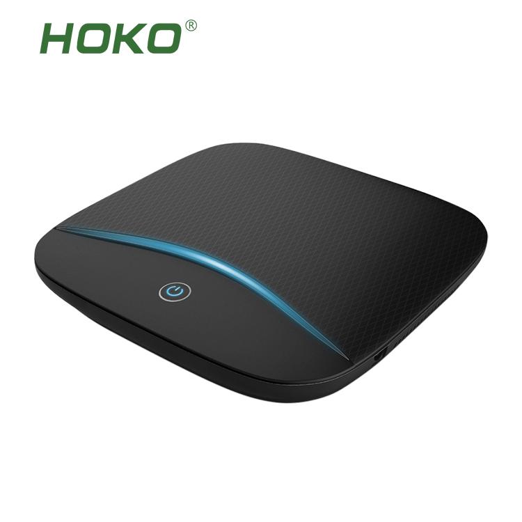HOKO фирменное наименование автомобильные аксессуары, 12 В hepa очиститель воздуха для автомобиля, usb дополнительно